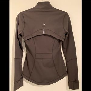 Lululemon define brown 6 jacket